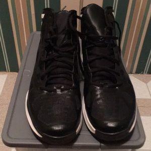 Adidas Crazy light black size 13